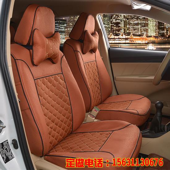汽�坐�|座套--棕色