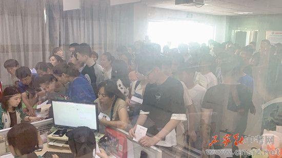 河北经济管理学校2019年初中往届生招生圆满结束