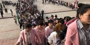 2017年河北省单招8386人报名考试六类及对口学前教育类联考